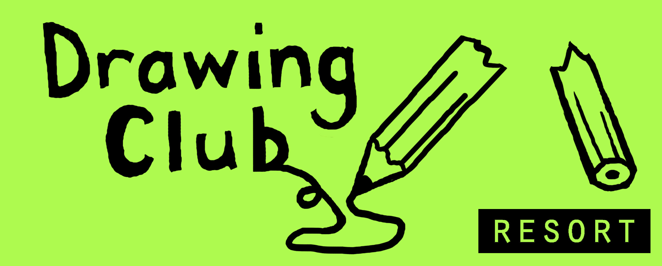 Drawing Club: Drawing with Puppets