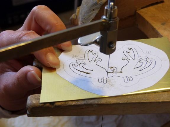 Saw Piercing Workshop