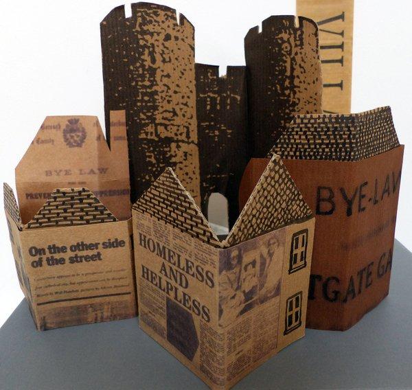 Cardboard Canterbury