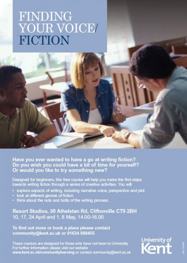 Finding Your Voice / Fiction