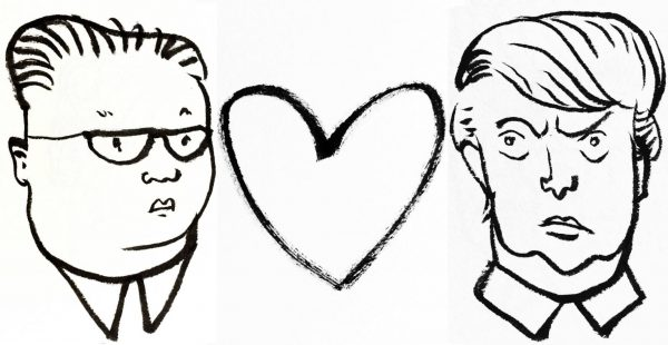 Drawing Club: Love Letter to Donald & Kim