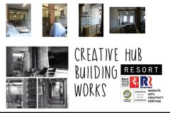 Creative Hub Building Works