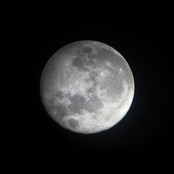 Print the Moon