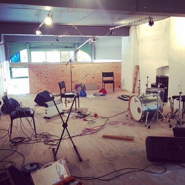 Studio available now