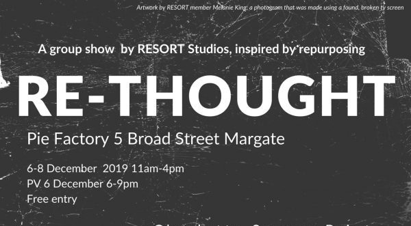 RE-thought exhibition