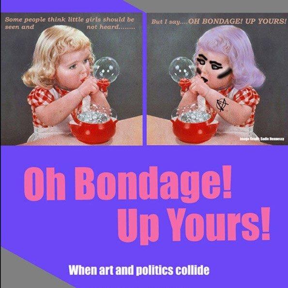 Oh Bondage! Up Yours!